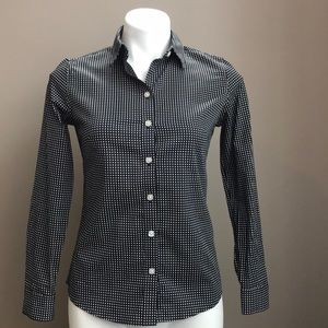 BANANA REPUBLIC Button down Petite 2